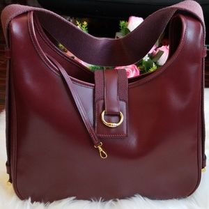 Authentic Vintage HERMES Leather